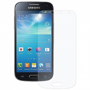 Samsung Galaxy S4 Mini (i9190) Screen Protector/ Screen Guard @ Rs51.00