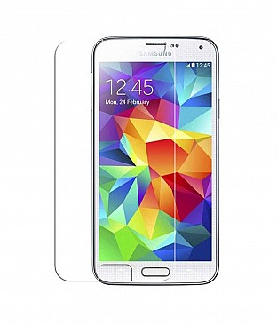 Samsung Galaxy S5 Mini Screen Protector/ Screen Guard @ Rs51.00