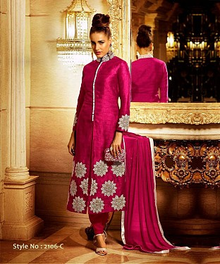 PINK CLASSY SUIT @ Rs1014.00
