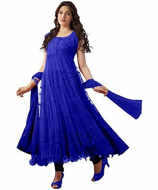 BLUE BRASSO SUIT @ Rs392.00