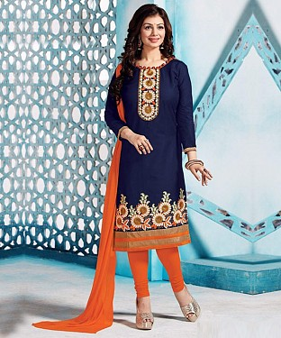 AYESHA TAKIA DESIGNER SUIT Buy Rs.767.00