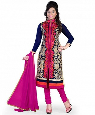 DESIGNER SUIT@ Rs.1632.00