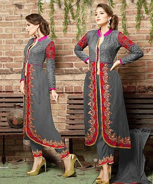 DESIGNER SUIT@ Rs.1941.00
