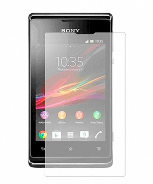 Clear Screen Protectors for Sony Xperia E @ Rs61.00