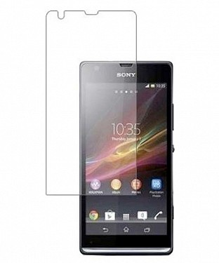 Sony Xperia SP Screen Guard/Screen Protector @ Rs61.00