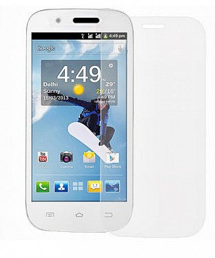 Spice Mi-349 Screen Guard/Screen Protector @ Rs51.00
