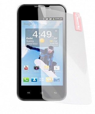 Spice Mi-437 Screen Guard/Screen Protector @ Rs51.00