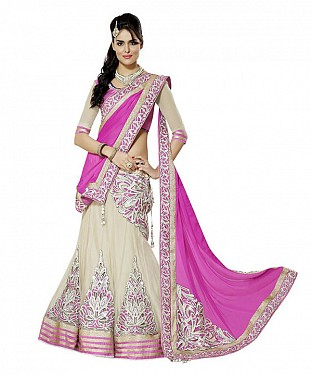 Pink Latest Arrival Designer Lehenga Choli @ Rs1112.00