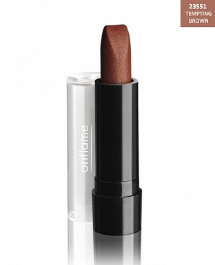 Oriflame Pure Colour Lipstick - Tempting Brown 2.5g@ Rs.206.00
