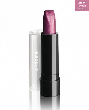 Oriflame Pure Colour Lipstick - Warm Fuchsia 2.5g @ Rs206.00