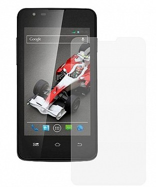 Xolo A500L Ultra Clear Screen Guard/Screen Protector @ Rs51.00
