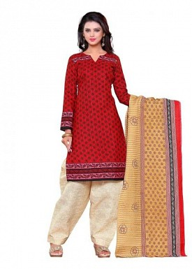sardar fashion hub new designer multicolor dress material @ Rs741.00