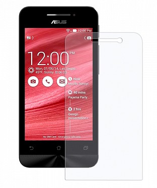 Asus Zenfone 4 Screen Guard/ Protectors @ Rs51.00
