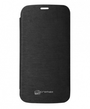 Chevron Flip Cover for Micromax Bolt A27 @ Rs113.00
