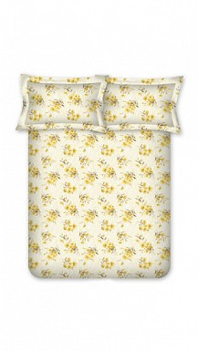 Bombay Dyeing Bed Sheet With Two Pillow Cover @ Rs926.00