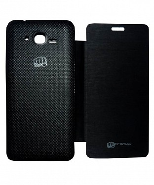 Flip Covers Micromax BOLT A67 @ Rs113.00