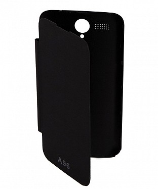 Flip Cover for Micromax Canvas A96 @ Rs123.00