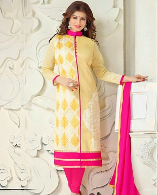 Salwar kameez Suits Dupatta with Embrodery Work @ Rs648.00