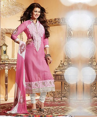 Semi Stitched Suits With Dupatta @ Rs1535.00