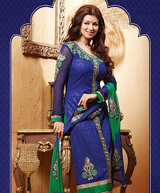 Semi Stitched Suits With Dupatta @ Rs1750.00