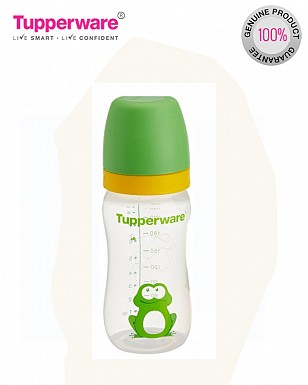 Tupperware Twinkle Tup Baby Bottle, 270ml@ Rs.721.00