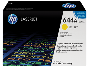 HP Color LaserJet Q6462A Yellow Print Cartridge@ Rs.23979.00