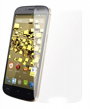 Micromax Canvas Gold A300 Screen Protector/ Screen Guard @ Rs72.00