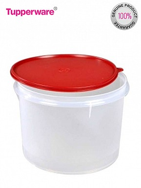 Tupperware storage canisters Super Storer Large-5 Ltrs Plastic Container@ Rs.629.00
