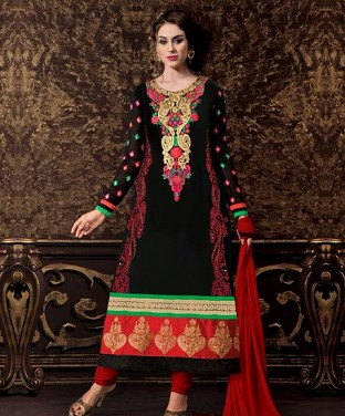 Latest Designers Semi Stitched Salwar Suits @ Rs2265.00
