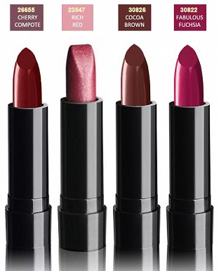 Oriflame Pure Colour Lipstick - Set of 4 @ Rs631.00