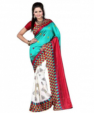 ALICE ART SILK Saree @ Rs469.00