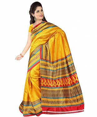 ALISA ART SILK Saree @ Rs469.00