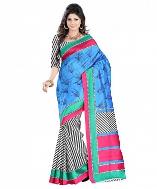 DAISY ART SILK Saree @ Rs469.00