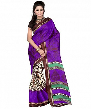 EMILY ART SILK Saree @ Rs469.00