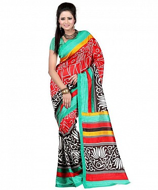 JESSICA ART SILK Saree @ Rs469.00