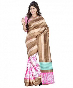 KRISTINA ART SILK Saree @ Rs469.00