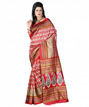 LOUIS ART SILK Saree @ Rs469.00