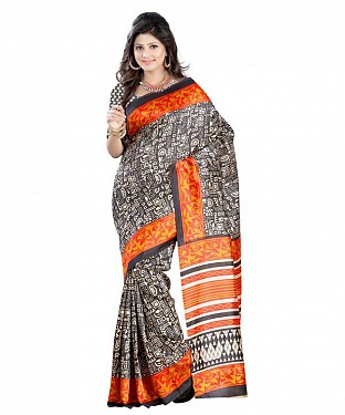 NATALIE ART SILK Saree @ Rs469.00