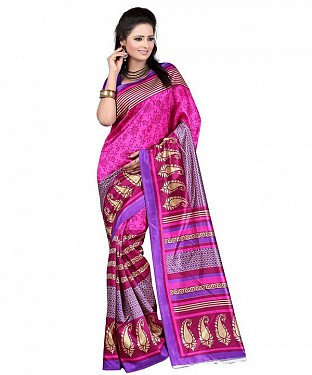 SOPHIE ART SILK Saree @ Rs469.00