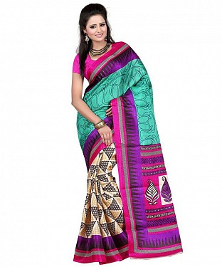 TAYLOR ART SILK Saree @ Rs469.00