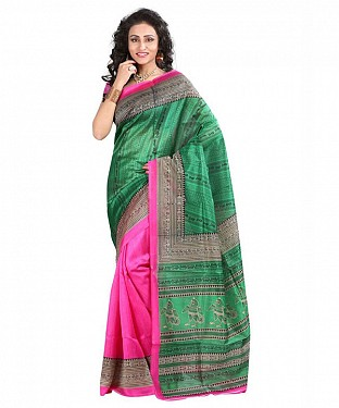 POPATI RANI ART SILK Saree @ Rs469.00