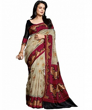 AMISHA PRINT Saree@ Rs.469.00