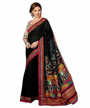BLACK HOUSE Saree @ Rs469.00