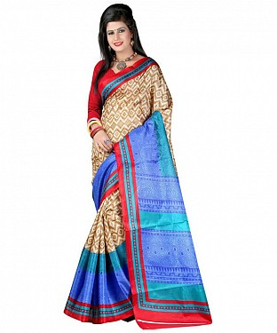 CHAIN PRINT Saree @ Rs469.00