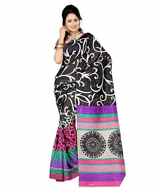 CHAKRI PURPLE Saree @ Rs469.00