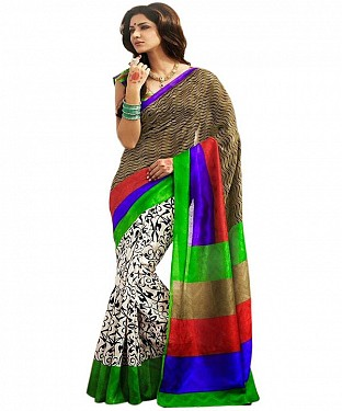 GBR PRINT Saree @ Rs469.00
