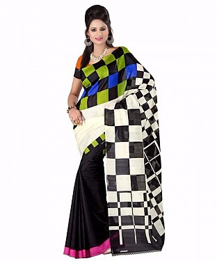LUNGI DANCE Saree @ Rs469.00
