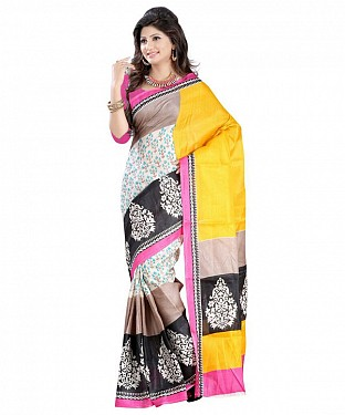 NEW MAYSUR PRINT Saree @ Rs469.00