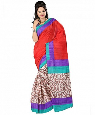 PRINT RPB Saree@ Rs.469.00
