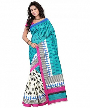 SPADES BLUE Saree @ Rs469.00